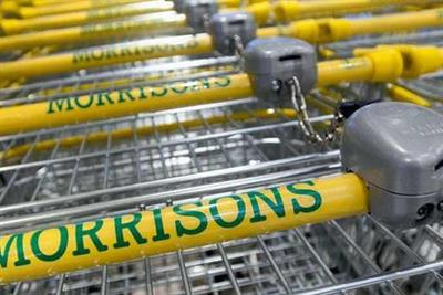 Morrisons profit up 40% as supermarket 'steers own path'