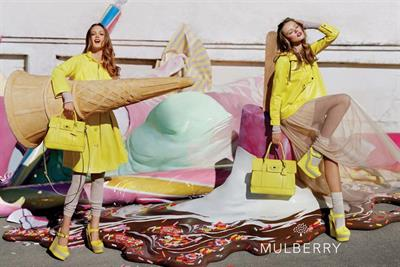 Mulberry takes over Spencer House for London Fashion Week 2018
