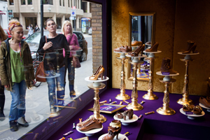 In pictures: Cadbury fuses fashion with chocolate in pop-up Joy Boutique
