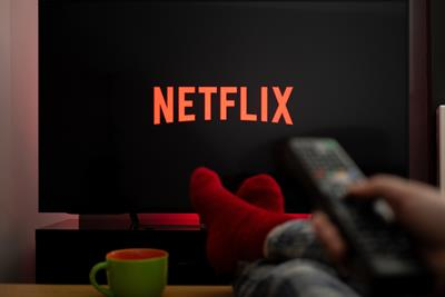 Netflix boosts marketing spend by 39% in second quarter of 2021