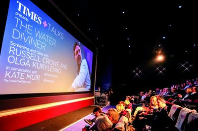 Behind the brand: News UK's year in events
