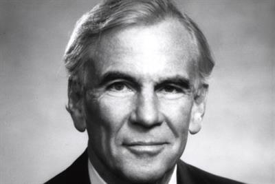Former Y&R chief Ed Ney dies aged 88