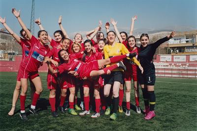 Nike and Gurls Talk capture future of grassroots women's football