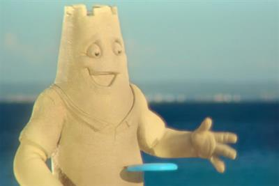 Turkey of the week: On the Beach's sandcastle man is one big 'why?'