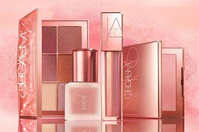 Nars unveils sensory-themed pop-up
