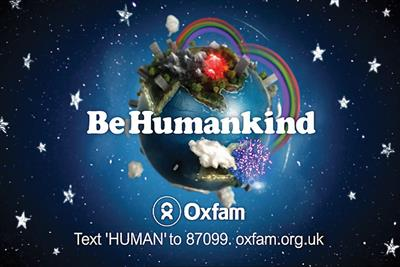 Lida scoops direct and digital brief from Oxfam