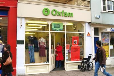 Is there any way back for Oxfam?