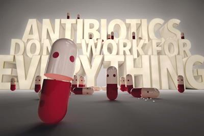 Public Health England's catchy jingle aims to make danger of antibiotic resistance unforgettable