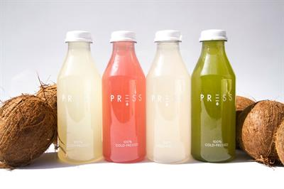 Five of the best cold pressed juice companies in London