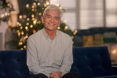 Phillip Schofield, Rio Ferdinand and Christine Lampard share Christmas stories in BT campaign