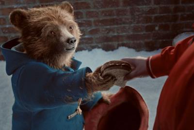 Pick of the week: Paddington ad makes Christmas magical for M&S