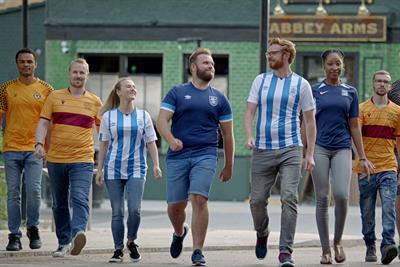 Paddy Power imagines absurd consequences of kit sponsorship