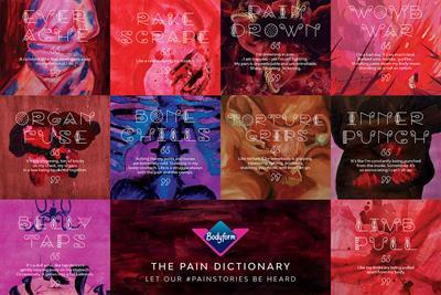 Pick of the Week: Bodyform shines spotlight on women's pain