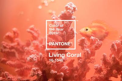 Pantone Color of the Year: Adland's take on Living Coral
