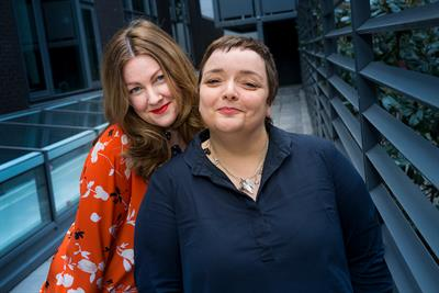 Creativity's female future: Maguire and Pay on a year of partnership at Grey