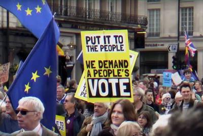 People's Vote mocks MPs ahead of Brexit deadline with '#IAmWill' film
