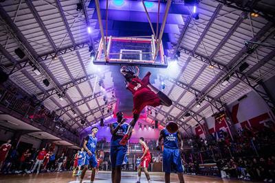 See how Nike and Kobe Bryant kicked off the NBA season in Paris