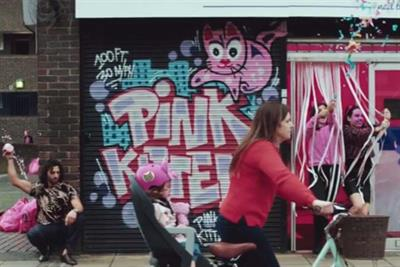 Pick of the week: Think!'s pink kittens make a powerful ad for road safety