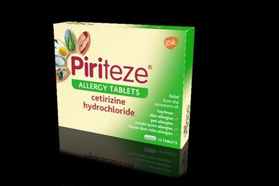 Piriteze and Sky use pollen count data to target TV viewers at highest risk of hayfever