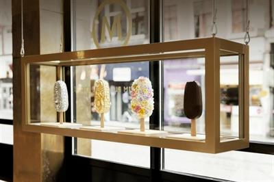 Magnum teams up with Moschino for Pleasure Store pop-up