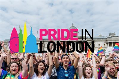 Pride in London appoints BMB to head creative