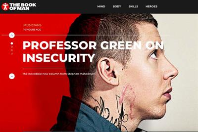 Former Shortlist editor launches new men's digital platform aimed at tackling toxic masculinity