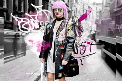 Sunglass Hut to #PunkItUp for London Fashion Weekend
