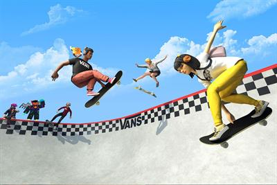 Vans takes first step into the metaverse with Roblox skate experience