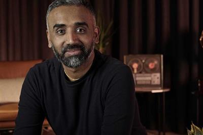 Spotify's Rak Patel to lead EMEA sales