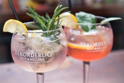 Time Out and Rekorderlig host midsummer celebration