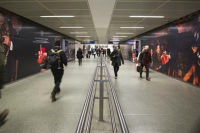 Rituals stages immersive experience for London commuters