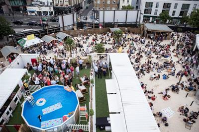 Roundhouse rooftop venue to reopen in July