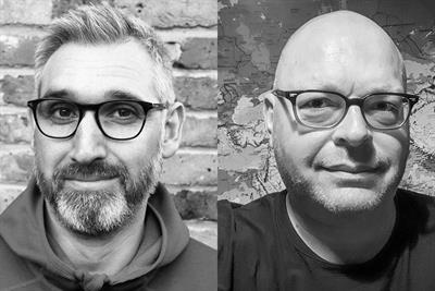 Former Jack Morton directors Sam Moqbel and Jamie King launch ad agency