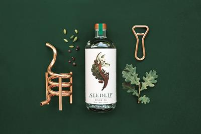 How Seedlip and Diageo created a successful booze-free spirit
