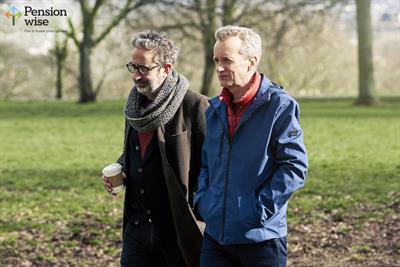 Sky reunites comic duo Baddiel and Skinner for Pension Wise