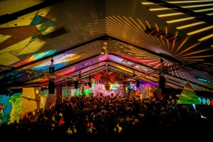 Ex Events partners with Oval Space for Christmas parties