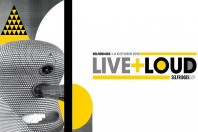 Selfridges shines spotlight on Birmingham with Live + Loud event