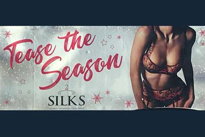 Lingerie retailer rapped by ASA for sexist ad