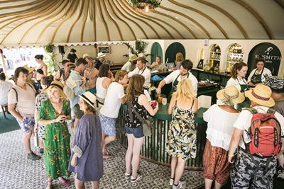Sipsmith looks to Victorians for festival inspiration