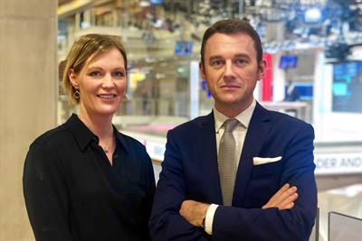Sky Media hires MediaCom's Sarah Jones to head strategy to woo clients