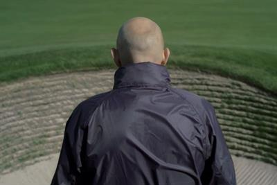 Stella Artois presents The Sandman, the man behind the cruellest golf bunkers