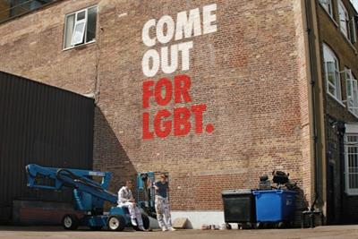 Stonewall urges action from passive LGBT allies as hate crime surges