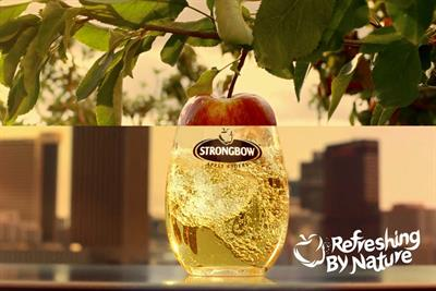 How Strongbow hopes to crack new markets with global campaign