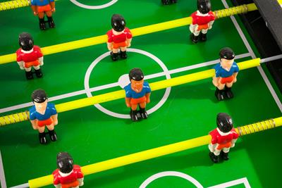 How agencies can be strong at playing a 'weak link' sport