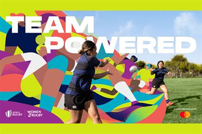 Mastercard enters five-year partnership with World Rugby women's game