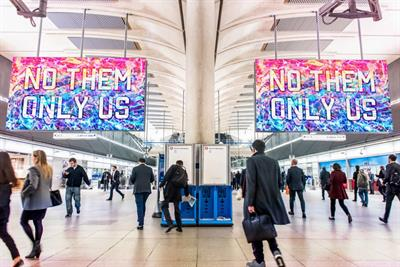 TFL boosts experiential offering with largest ever tube screens