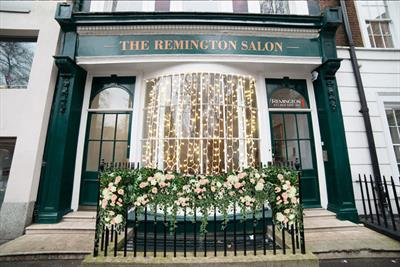 Remington launches hairstyling pop-ups