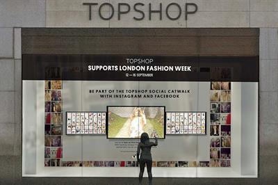 Case study: Topshop at London Fashion Week