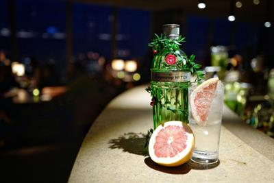 Tanqueray stages treehouse drinking experience