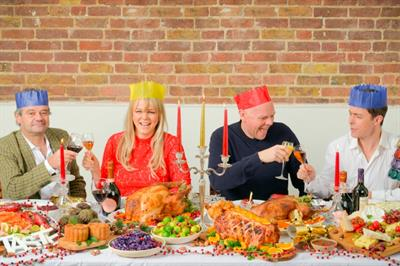 Laurent-Perrier and Asda to appear at Taste of London's festive installment